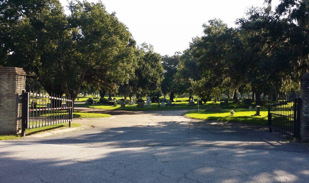 Galveston Memorial Park Cemetery